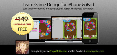 "WIN: ""Game Design for iPhone and iPad"" interactive Course! 
