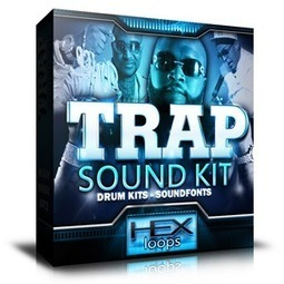 Download TRAP Sound Kit - MMG Drum Kits and Soundfonts | Hex Loops | who loves synths | Scoop.it