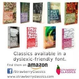 Dyslexic-friendly : sélection d'eBooks, d'applications et de programmes pour les dyslexiques | Lettres Numériques | L'enfant et les écrans | Scoop.it