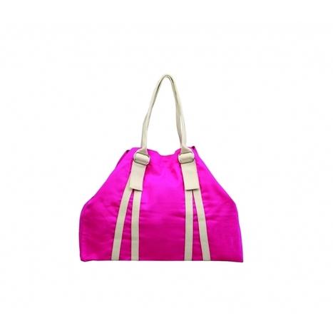 Biba - Fuchsia | Fashion Bags For Women | Scoop.it