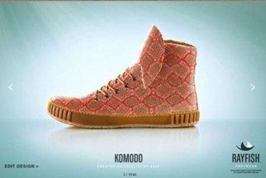 Un délire qui tue : avec leurs chaussures en raie OGM, ils ont cru nous faire marcher - Terra eco | Rays' world - Le monde des raies | Scoop.it