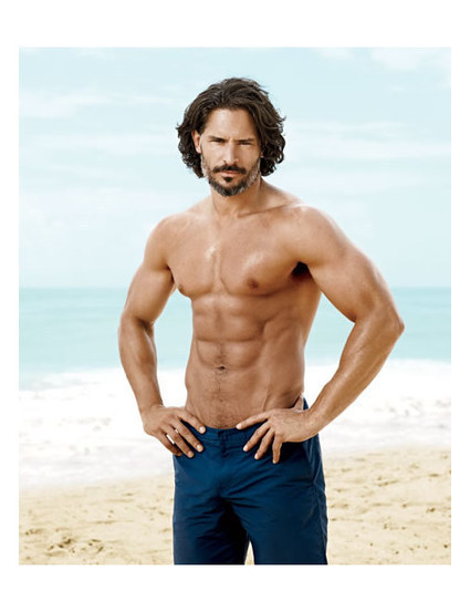 Joe Manganiello Heads To The Beach For Men's Health | Paris-Confidential | Scoop.it