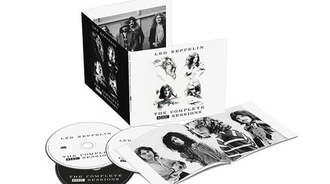 Led Zeppelin announce 'new' album featuring song lost for 47 years | NME.COM | Paper Rock | Scoop.it