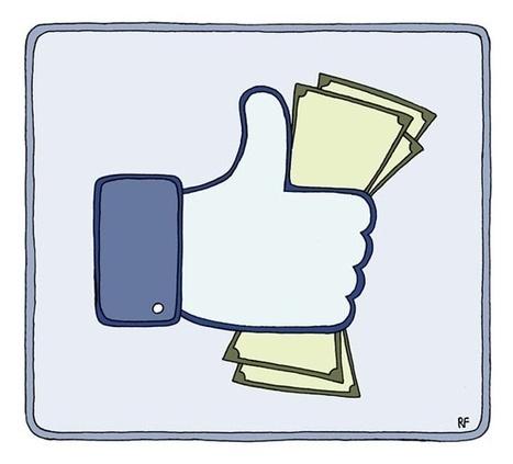 Facebook quiere ser un banco y las impresoras caben en un bolsillo | Sociedad de la Información | Scoop.it