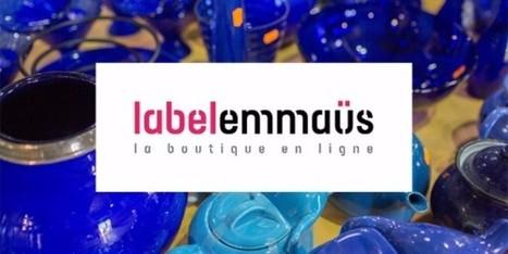 Le label Emmaüs : une boutique en ligne hors du commun | Finance et économie solidaire | Scoop.it