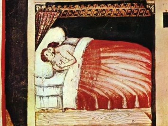 20+ Crazy Sex Rules From The Medieval Period, As Told By A Hilarious Flowchart   Sex History   Scoop.it