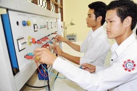 Laos wants teachers, students to boost English, IT skills | EIL: Issues, practice and pedagogy | Scoop.it