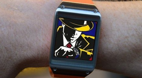 Smartwatches are dumb, but they don't have to be - Engadget | smartwatch | Scoop.it