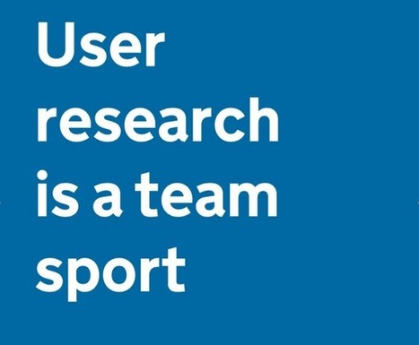 So, you're going to be a user researcher: top tips to get you going | UXploration | Scoop.it