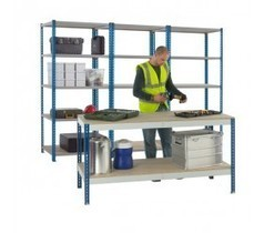 Garage Shelving Systems | Industrial Shelving Units | Scoop.it
