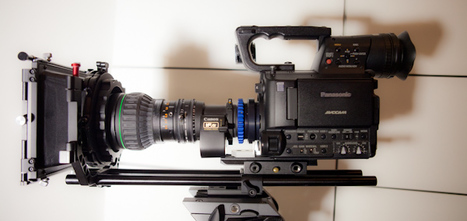 the editman - My tool Panasonic AG-AF101   Oxford Road   Scoop.it