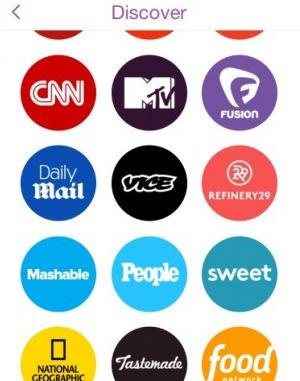 Snapchat, WhatsApp, vidéos verticales: on sait (enfin) à quoi ressemble l'avenir du journalisme | DocPresseESJ | Scoop.it