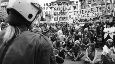 Audio 7 mn RTS #Histoire #Suisse : le combat féministe et la grève des femmes en 1991 - #féminisme | Infos en français | Scoop.it