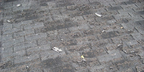 Residential Roofing: Fall Inspection of Your Roof Shingles   roofing   Scoop.it