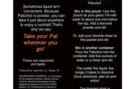 Powdered Alcohol Is The New Adult Kool-Aid - PSFK   cool   Scoop.it