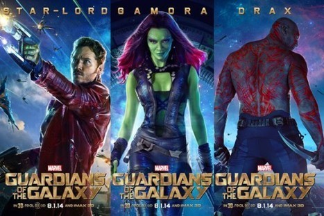 13 Leadership Lessons From Guardians of the Galaxy | Surviving Leadership Chaos | Scoop.it