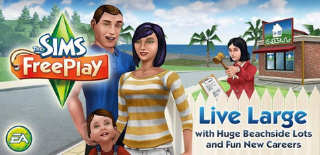 The Sims: FreePlay 5.4.0 MOD APK (Unlimited Money, Lifestyle Points, Social Points) | Android Apps Free Download | Scoop.it