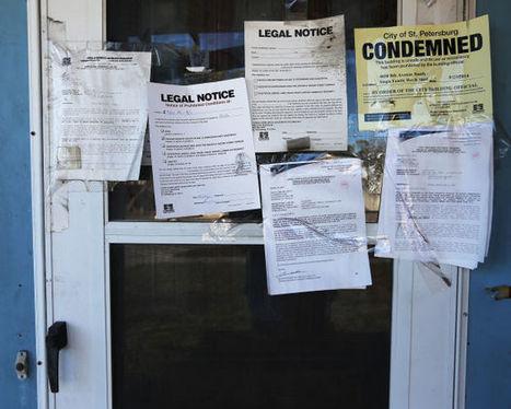 St. Pete sees demolitions as key to better neighborhoods - Tampabay.com | Neighborhood | Scoop.it