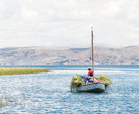 Lake Titicaca: Boating above the mountains | Discover Boating | Scoop.it
