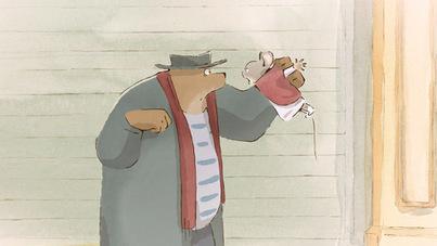 « Ernest et Célestine », dents d'ours et patte de souris | La-Croix.com - Cinéma | Les films de l'année 2013-2014 | Scoop.it