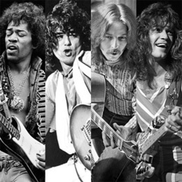 100 Greatest Guitarists | Rolling Stone | Background Story is History | Scoop.it