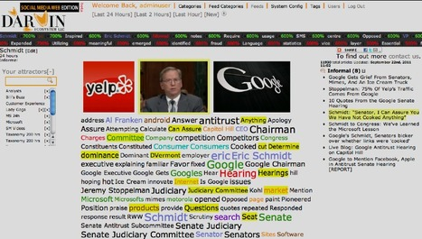 Darwin Awareness Engine: Real-time Search Software | Content Curation 411 | Scoop.it