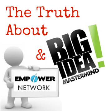 Big Idea Mastermind and Empower Network Full Review | ChetzTogom.com | Make More Money | Scoop.it