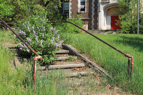 The Horace Mann School | Modern Ruins, Decay and Urban Exploration | Scoop.it