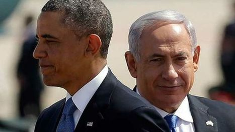 Obama Sends Campaign Team to Israel to Defeat Netanyahu | News Not Covered by the MSM | Scoop.it
