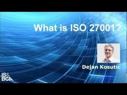 Conceptos básicos sobre ISO 27001. (s.f.). | Telemercadeo | Scoop.it