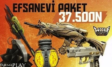 Wolfteam Efsanevi Paketi 37.500 N | LOL | Scoop.it
