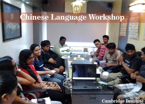 Chinese Language Workshop | foreign language classes in mumbai | Scoop.it