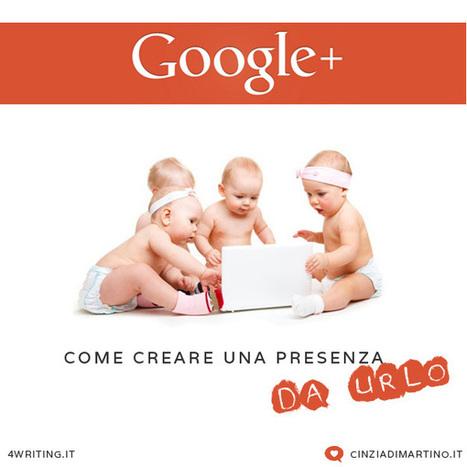 GooglePlus: come creare una presenza da urlo! | Social Media in fermento | Scoop.it