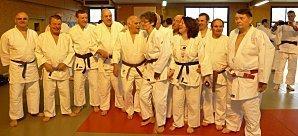 La famille du judo met à l'honneur Jean-Claude RIQUIN, adjoint aux sports. | ChâtelleraultActu | Scoop.it