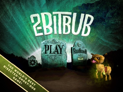 "Cool!Mobile Movie Marketing Gets Weird: Behind ParaNorman's Richly Detailed iOS Game, ""2-Bit Bub"" 