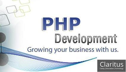 PHP HOLDS BETTER FUTURE FOR ENTERPRISES by Puja Gupta | web development service | Scoop.it