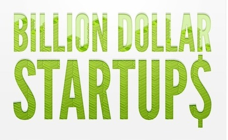 [Infographie] Les startups qui valent des milliards | start-up | Scoop.it