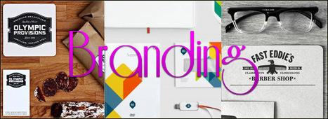 35 Perfect Examples Of Branding Design | Advertising, Branding, Design | Scoop.it