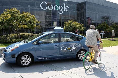 Véhicule auto-conduit : l'inévitable révolution à venir ? | Véhicules du Futur | Scoop.it