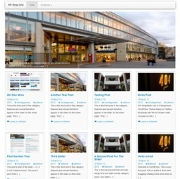 Free Twitter Bootstrap Theme – WP StrapGrid Lite | Bootstrap | Scoop.it