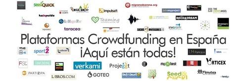 Guía completa de plataformas Crowdfunding en España | Tools & Collaboration | Scoop.it