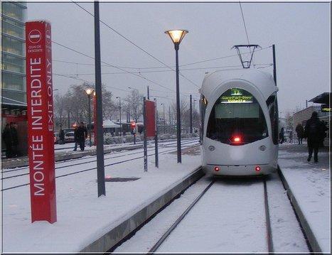 LYon-Météo: Avis de grand froid : le traitement préventif des routes | LYFtv - Lyon | Scoop.it
