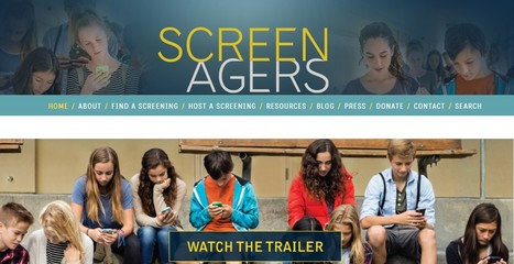 Screenagers | Be  e-Safe | Scoop.it