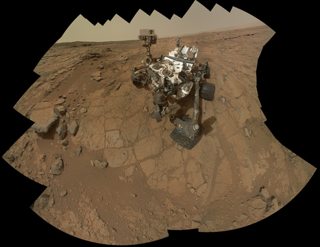 NASA rover confirms Mars origin of some meteorites that landed on Earth | Science, Technology, and Current Futurism | Scoop.it
