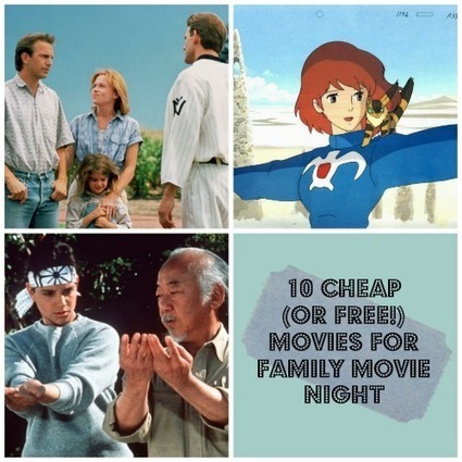10 family movie picks you can borrow from the library for free | Parenting Randomness | Scoop.it
