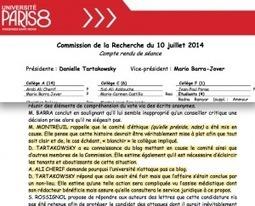 Les plagiats d'enseignants-chercheurs exposés devant les Tribunaux de Grande instance et sanctionnés par les juges | Enseignement Supérieur et Recherche en France | Scoop.it