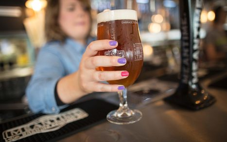 A beer a day helps prevent stroke and heart disease, new study suggests | daily news of the world | Scoop.it