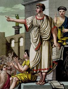 Política y corrupción en la antigua Roma | LVDVS CHIRONIS 3.0 | Scoop.it