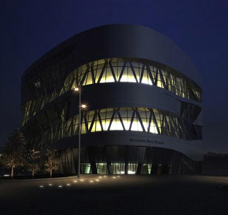 Mercedes Benz Museum 3D   3D Library   Scoop.it