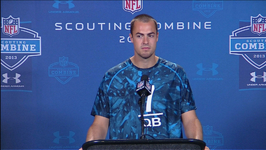 Former OU QB Landry Jones Campaigns To Improve His Draft Stock | Sooner4OU | Scoop.it